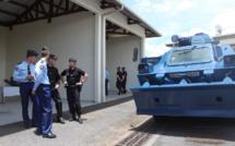 Mayotte: jet de projectiles contre une brigade anti-criminalité, un policier perd un oeil
