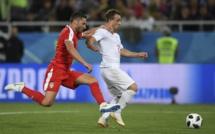 """La Suisse renverse la Serbie grâce à ses """"Kosovars"""""""