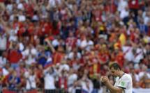 Russie-Croatie en quart, dans un Mondial fatal aux favoris