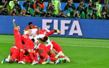 L'Angleterre élimine la Colombie et rejoint la Suède en quart