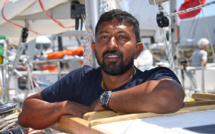 Voile/Golden Globe Race: le skipper indien Abhilash Tomy secouru