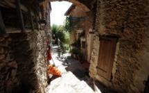 Privés de route, des habitants de Sospel obligés de randonner jusqu'à chez eux