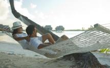 Sur 12 mois d'août 2017 à août 2048, le nombre de visiteurs est en hausse de 6,6 % en Polynésie française, avec 208 109 personnes. (Photo : Tahiti Tourisme)