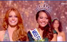 Miss Tahiti est Miss France 2019! Bravo Vaimalama