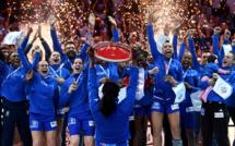 Hand/Euro-2018 dames - Les Bleues toujours plus haut
