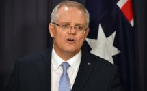Le Premier ministre australien visite l'Océanie, où s'affirme la Chine