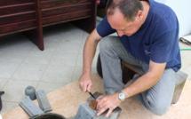 Tahiti Knives : l'art du polissage japonais à Tahiti