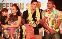 Trophées du sport 2019 : Raihere Dudes sacré sportif de l'année