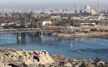 Naufrage à Mossoul: 100 morts, surtout des femmes et des enfants
