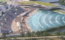 JO-2024 : Sevran, en Seine-Saint-Denis, candidate pour l'épreuve de ... surf