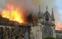 """Notre-Dame: le Maroc annonce une """"contribution financière"""" pour la reconstruction"""