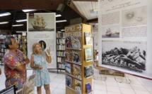 Exposition sur Tupaia à la Maison de la Culture