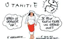 Hommage de Munoz à Marguerite LAI