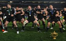 Mondial de rugby: les All Blacks et la meute de prétendants