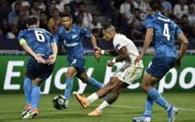 C1: Lyon accroché par le Zenit, nul heureux de l'Inter face au Slavia
