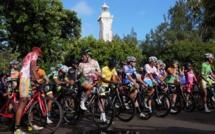 La 25ème édition du Tour se déroule actuellement entre Tahiti et Moorea