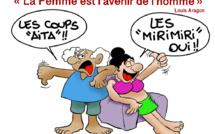 """""""STOP la violence"""", par Munoz"""