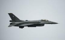 Deux pilotes de chasse belges survivent au crash de leur F-16 en Bretagne