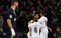 C1 : Paris s'offre une victoire royale contre Madrid pour ses débuts européens