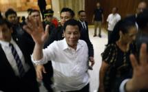 Philippines: Duterte légèrement blessé dans un accident de moto