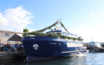 Un premier thonier Ulysse pour Tahiti Tuna