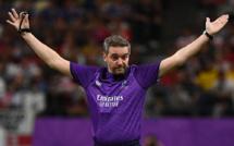 Consécration finale pour l'arbitre français Jérôme Garcès