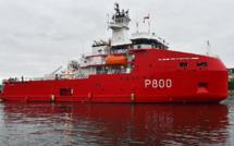 Le nouveau navire polaire Astrolabe subit une avarie