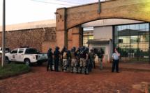 Paraguay: près de 80 prisonniers s'évadent par un tunnel