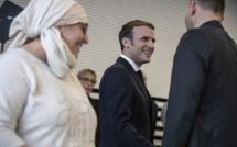 "Macron s'engage contre ""l'islam politique"", qui ""n'a pas sa place"" en France"