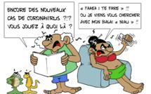 """""""Confinement pour tous"""", par Munoz"""