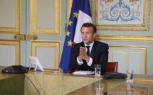 Confinement prolongé, Macron présentera sa stratégie lundi soir
