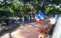 Commémoration de la journée nationale de la Résistance