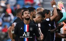 """Amical: devant du public, la rentrée tonitruante des """"Quatre fantastiques"""" du PSG"""