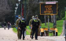 Coronavirus: l'Etat australien le plus touché a freiné l'épidémie
