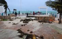 L'ouragan Zeta retrogradé en tempête tropicale après avoir touché les côtes mexicaines