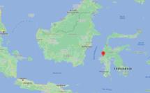 Indonésie: au moins trois morts dans un séisme