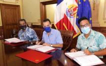 Le soutien de la Banque des territoires prend la forme d'un contrat d'apport avec droit de reprise de 173 millions Fcfp. Via ce soutien, Initiative Polynésie pourra octroyer des prêts à taux zéro aux petites entreprises et associations d'intérêt général.