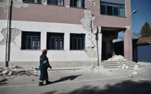 Fort séisme en Grèce: des dégâts matériels mais pas de victime signalée