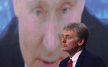 """La Russie dénonce les """"inacceptables"""" sanctions occidentales"""