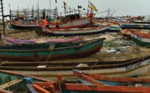 Au moins six morts en Inde à l'approche d'un puissant cyclone