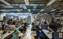 Hong Kong: raid de la police au journal pro-démocratie Apple Daily
