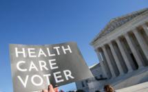 USA: la Cour suprême refuse d'invalider la loi phare d'Obama sur la santé