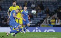 Angleterre et Ukraine complètent les quarts, Löw et l'Allemagne s'en vont