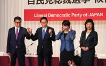 Kimimasa MAYAMA / POOL / AFP