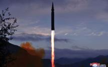 La Corée du Nord annonce avoir testé un missile hypersonique