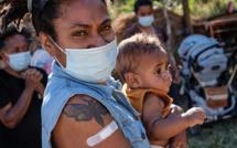 Au cœur des tribus kanak, une vaccination pédagogique et de proximité