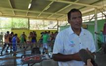 La piqure de rappel de Tauhiti Nena et de la PBA