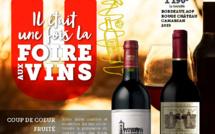 La Foire aux vins chez Hyper U
