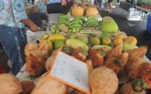 Premier marché des produits du terroir à Mamao