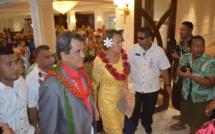 Tahiti aux Samoa : diplomatie, business et casinos